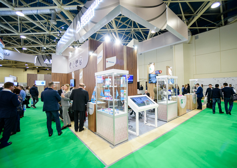 AKRIKHIN participated in PharMedProm 2017 Conference and Exhibition